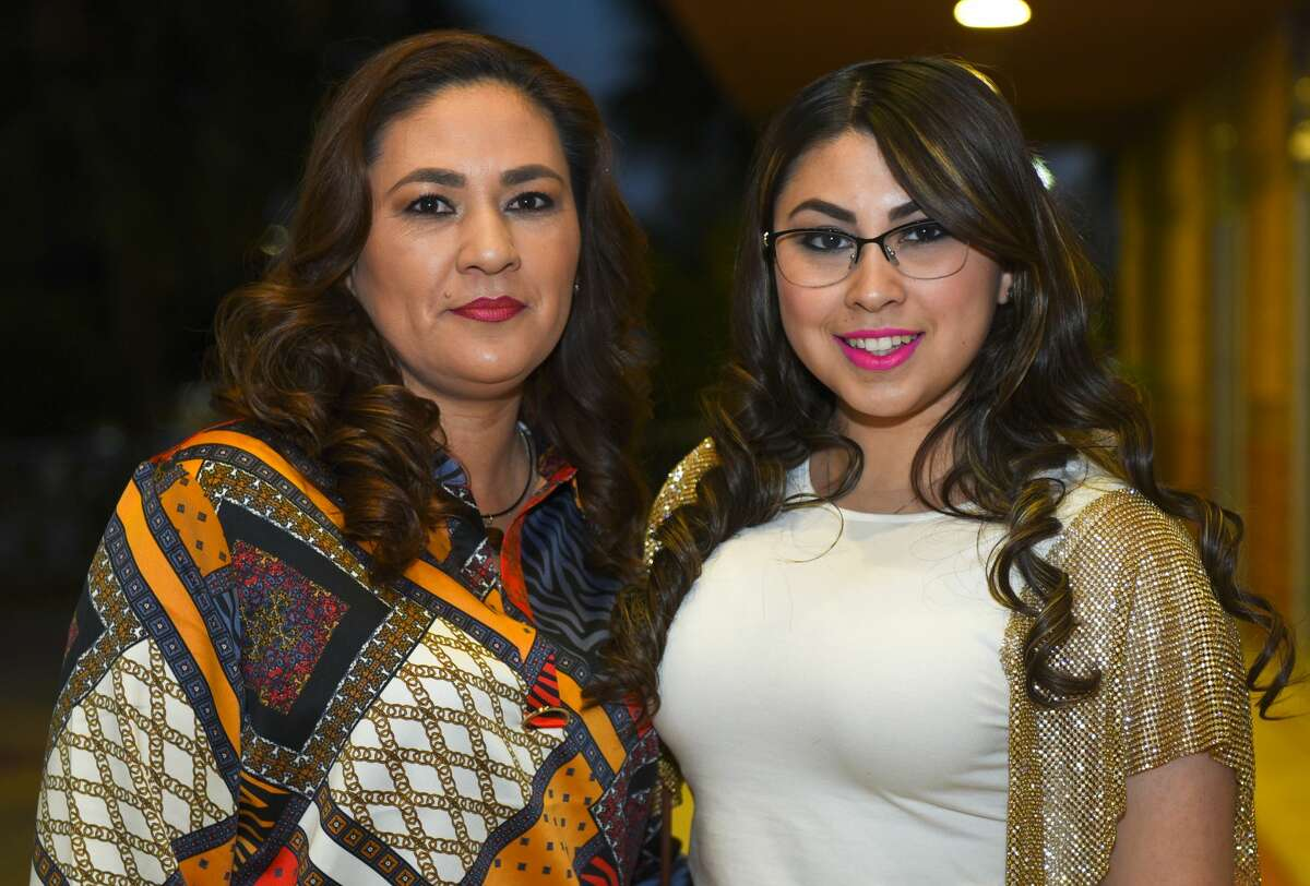 Performing artist Gloria Trevi draws a large crowd to the Sames Auto Arena, Saturday, Oct. 12, 2019.