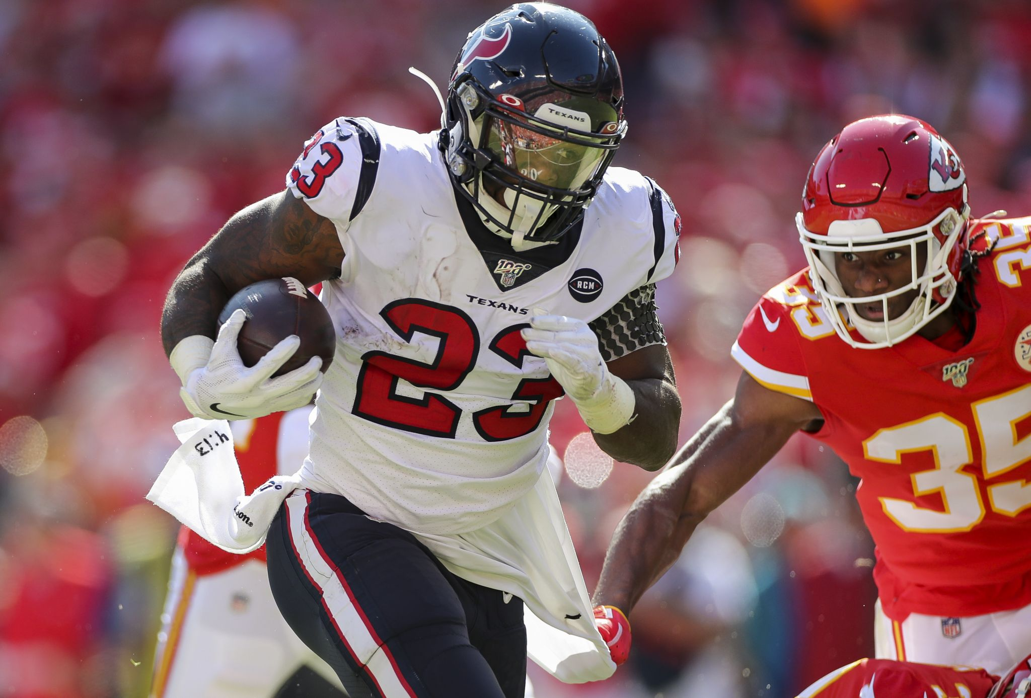Texans 31, Chiefs 24: The good, bad and ugly
