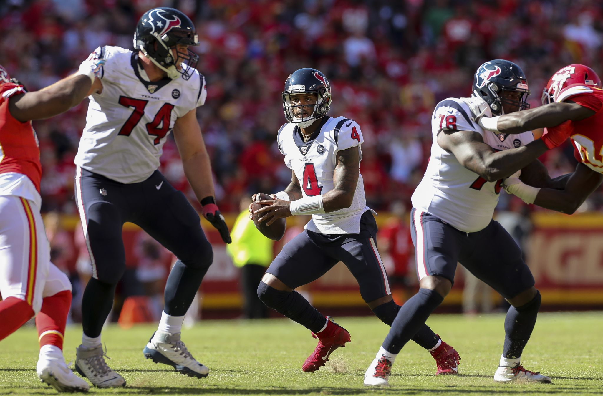 Texans at Chiefs: John McClain's scouting report