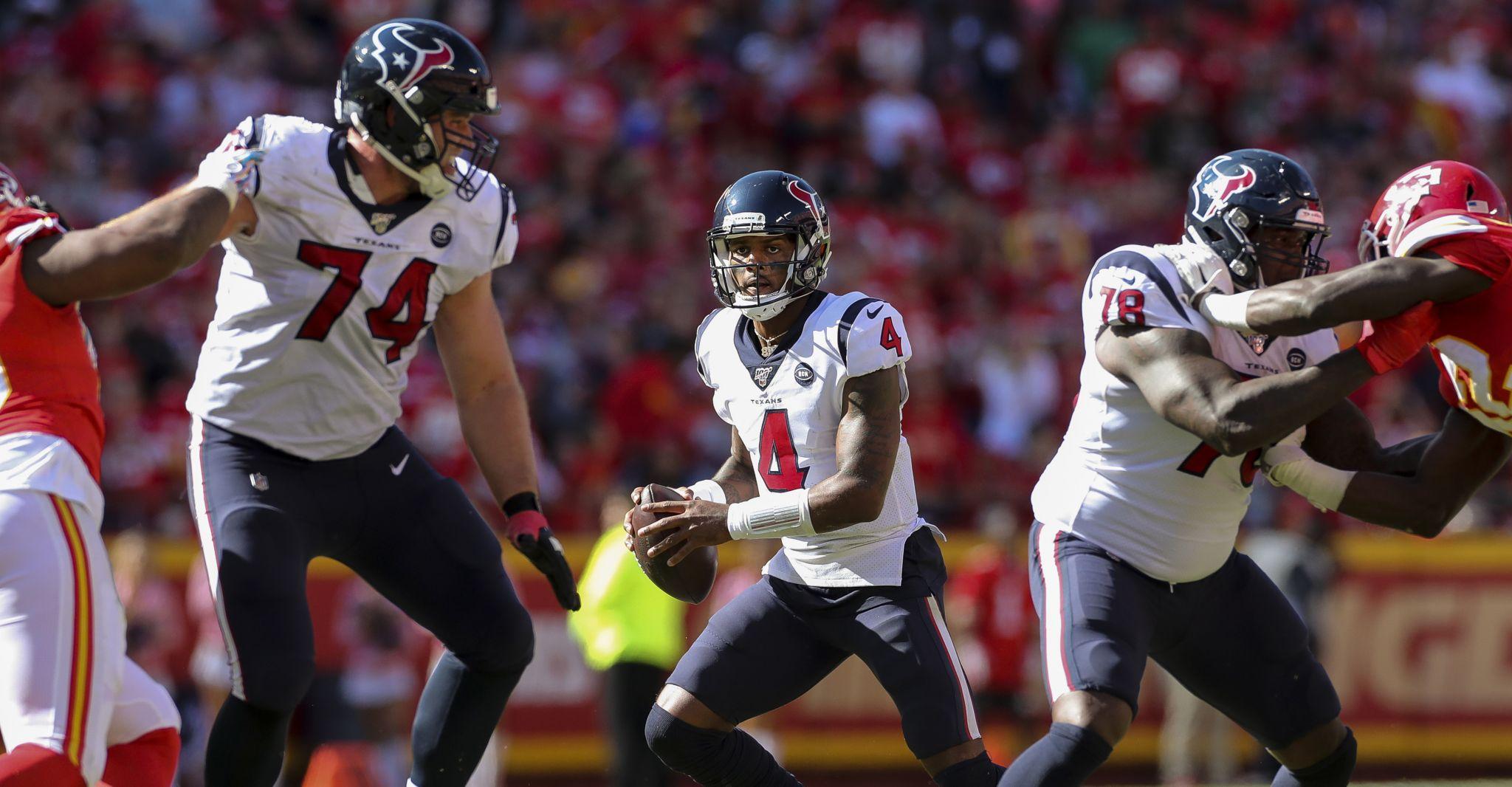 John McClain's takeaways from Texans 31, Chiefs 24