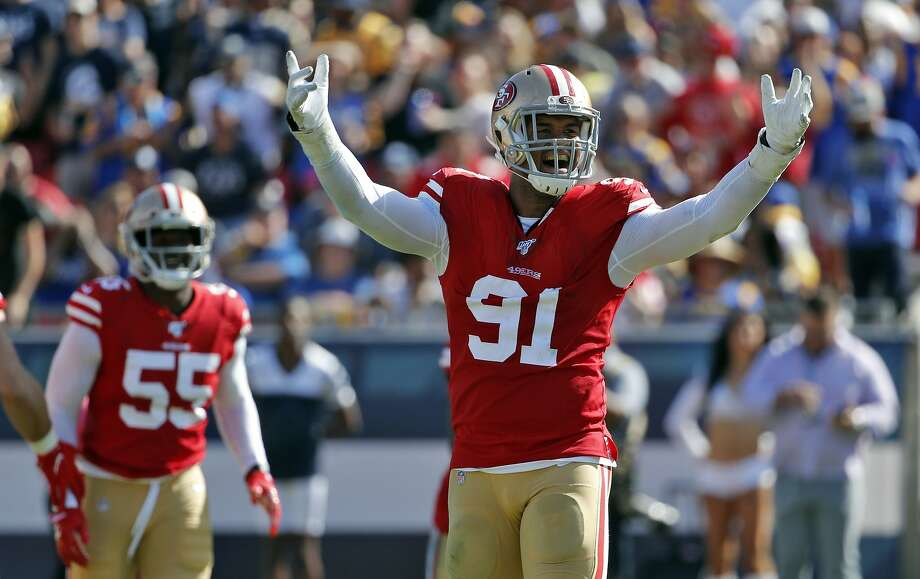 The 49ers' defense badly humiliated the Rams. These stats prove it.