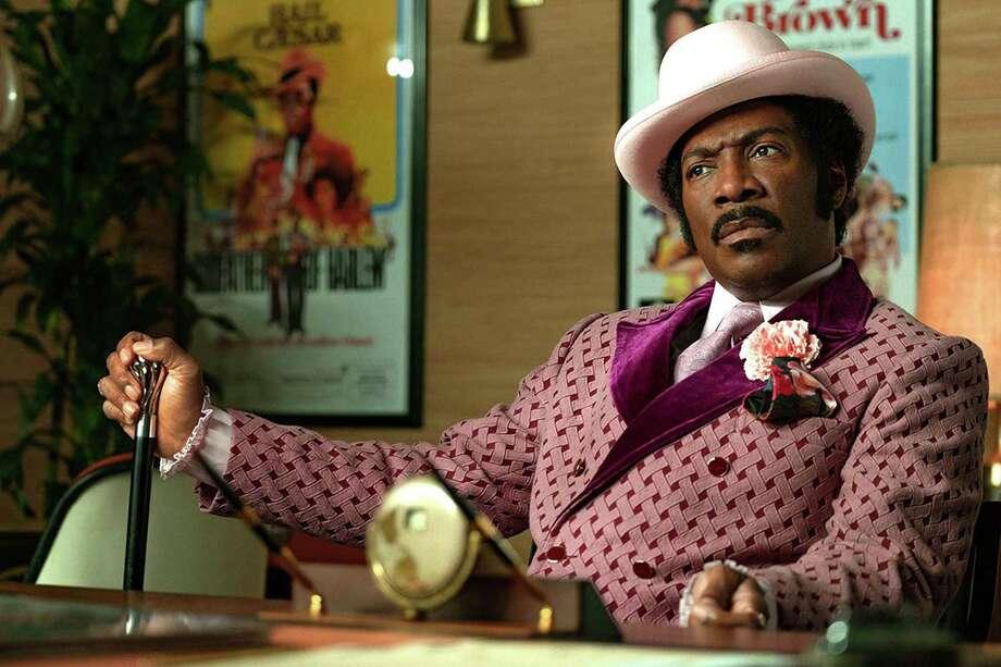 "Eddie Murphy in his new movie ""Dolemite Is My Name."" (Netflix/TNS) Photo: Netflix, HO / TNS / Netflix/IMDB"