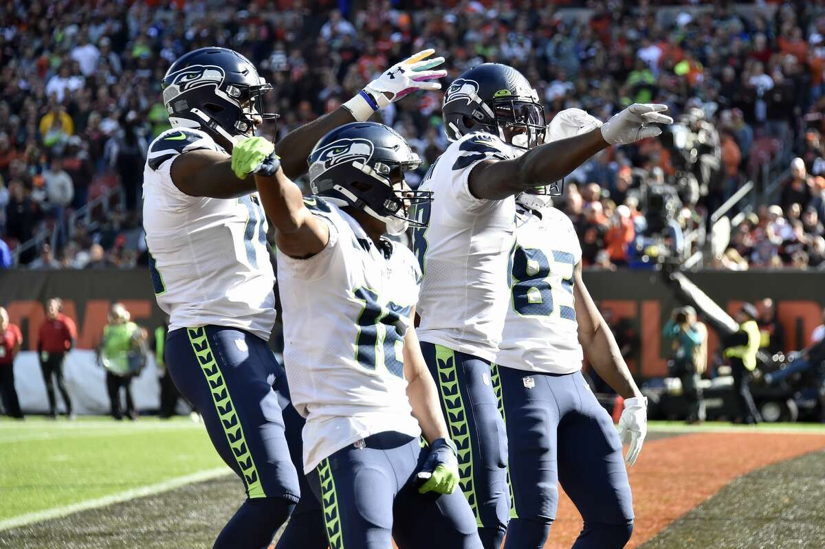 Browse through the following gallery for takeaways from the Seahawks' 32-28 Week 6 victory over the Cleveland Browns.