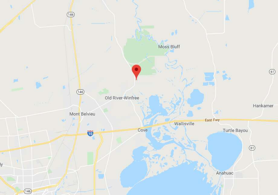 A man was arrested Sunday in connection with a triple shooting in Liberty County. Photo: Google Maps
