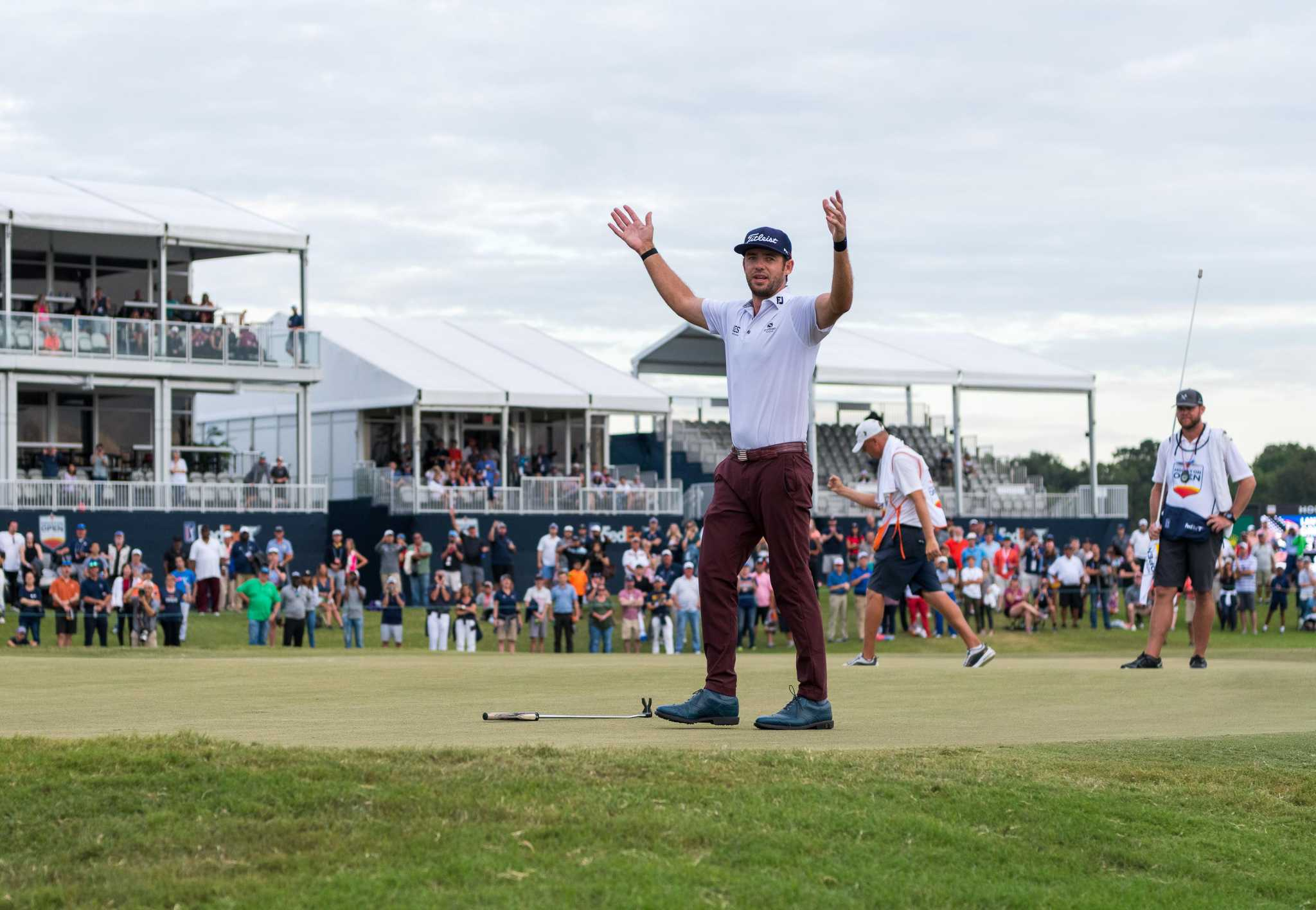 Lanto Griffin holds on in Houston Open for first PGA Tour victory