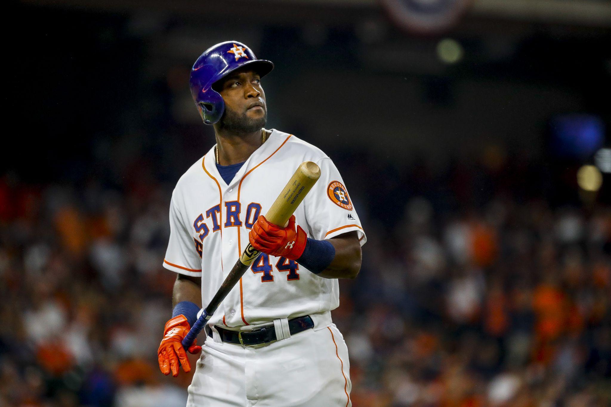 Resultado de imagen para Yordan Álvarez, Astros de Houston