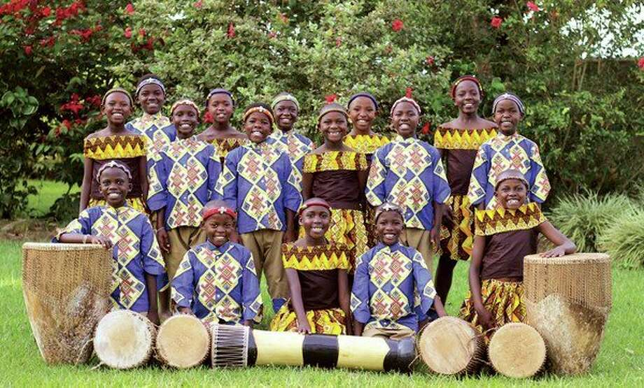 The African Children's Choir will perform Thursday night at Midland Center for the Arts. (Photo by Sarah Wanyana) / African Children's Choir