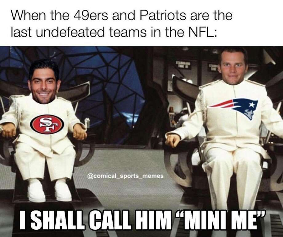 NFL Memes from around the league after week six: Source: Facebook NFL Memes Photo: Facebook NFL Memes