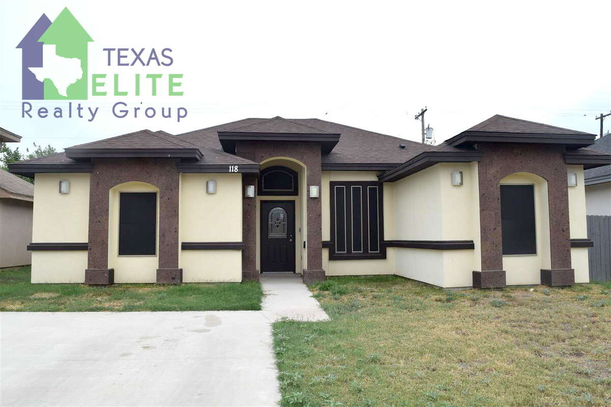 118 Alfonso Ornelas Rd. Click the address for more information. Beautiful Home!! 1 year old home with spacious Master Bedroom and Walk In Closet. Blocks away from parks and Laredo College. Easy access to the highway and restaurants. Kitchen appliances included!! Set up your appointment today!! Ernie Rendon: (956) 286-6692, ernie@txeliterealty.com