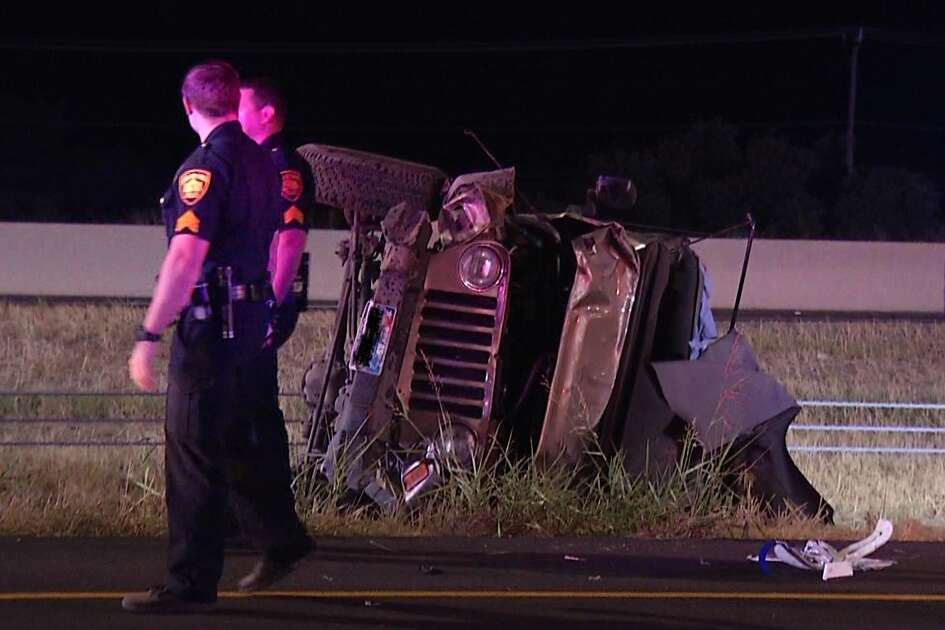 SAPD is investigating a fatal crash on the North Side.