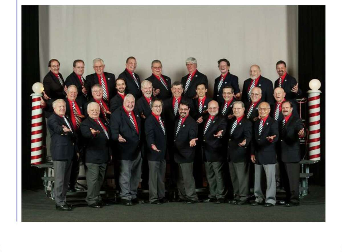 The Coastal Chordsmen will present their annual show with a water theme, Splash!, including songs like Shenandoah and Loch Lomond, on Saturday Oct. 19, at 7 p.m., at Madison Middle School, 4630 Madison Ave. UConn Extreme Measures, an acapella group from the University of Connecticut, will be special guests.Tickets are $15 and can be purchased at the door or online at tinyurl.com/chordsmensplash. The Chordsmen perform throughout the year for civic groups and nursing homes. Their most renown program is Singing Valentines every Feb. 14, in which tuxedoed quartets sing in Fairfield and New Haven Counties presenting a rose, chocolate lollypop and a card for each designated loved one. All fees raised help support scholarships and charities.For more information, call 203-816-0462.