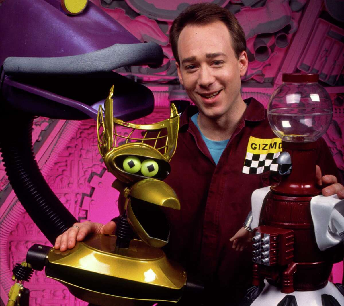 """Joel Hodgson of """"Mystery Science Theater 3000'"""" is taking the show on the road with the Great Cheesy Movie Circus Tour."""