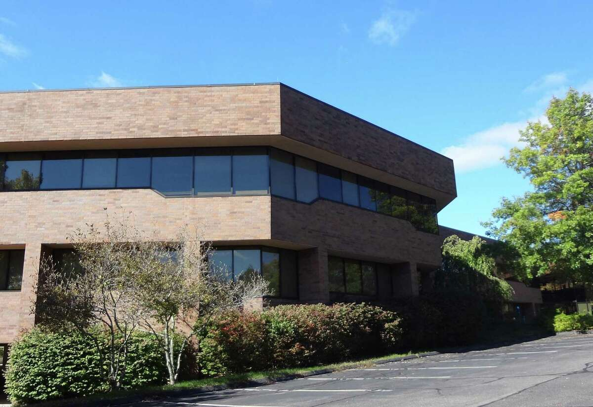 The offices at 48 Monroe Turnpike in Trumbull, Conn. total 250,000 square feet of space. Until 2015, they housed the Connecticut headquarters of Oxford Health Plans, a subsidiary of UnitedHealthcare.