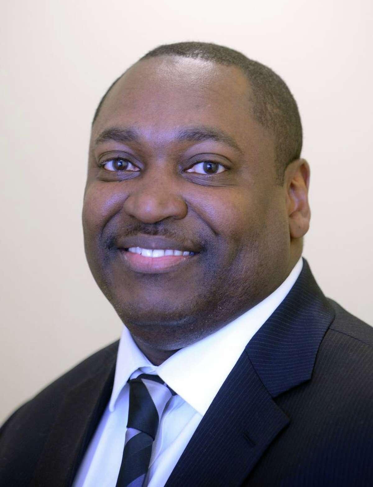 Housatonic Community College presidential candidate finalist Paul Broadie II.