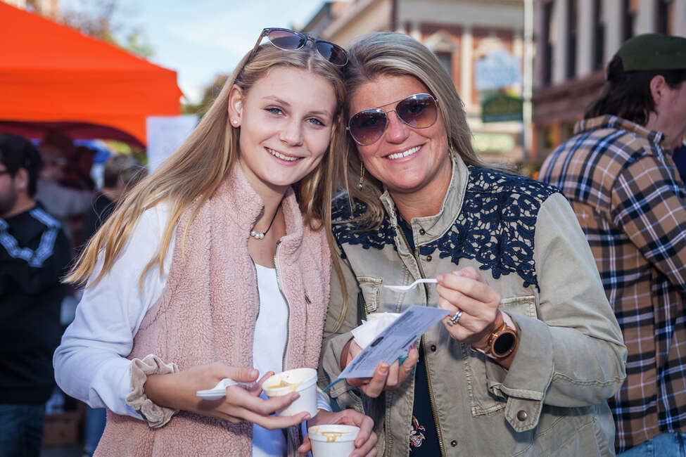 Were you Seen at the 13th Annual Troy ChowderFest in downtown Troy on Oct. 13, 2019?