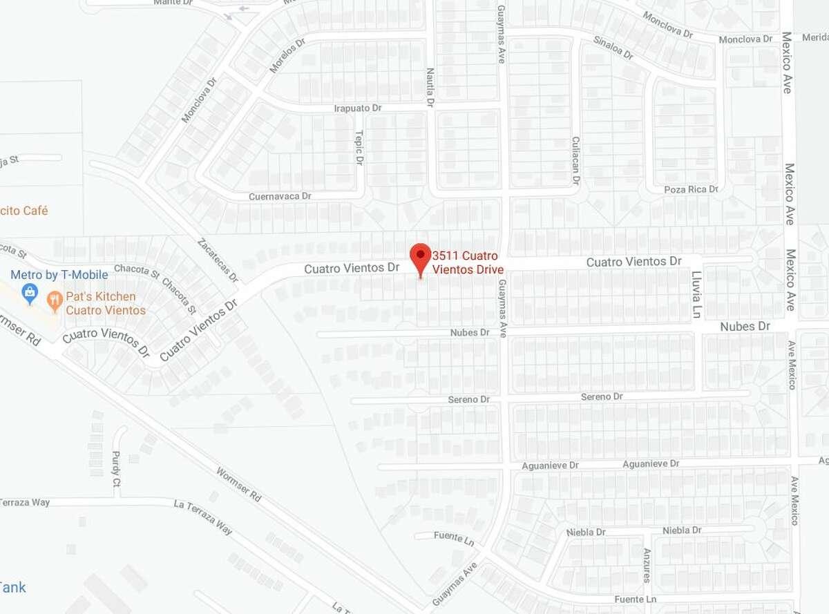 3511 Cuatro Vientos Dr Cuatro Vientos N subdivision. Amenities include Water Softener, R.O. Water, Washer & Dryer Hookups, Sprinkler System Front, Sprinkler System Back. UISD school district. Ernie Rendon: (956) 286-6692, ernie@txeliterealty.com