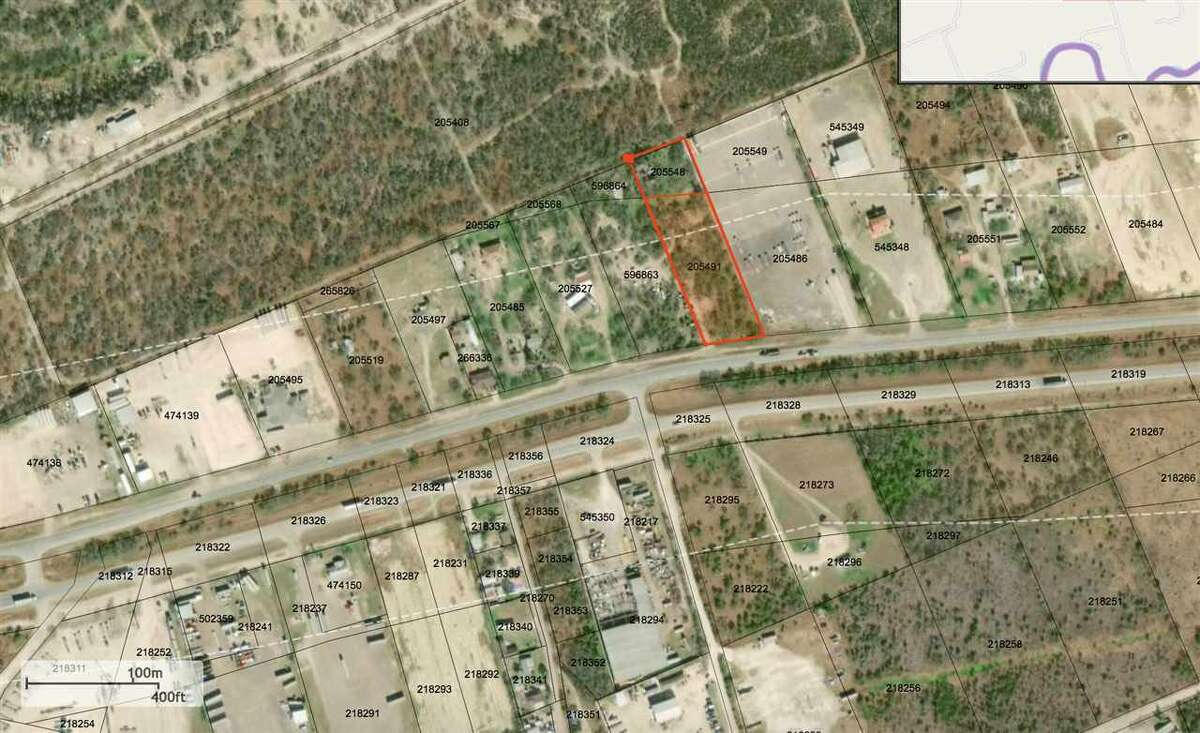 F.M. 1472 (Mines Rd.) Whether you're looking for acreage close proximity to the city, or need more space for your trucking business. Conveniently located right across from a high way turnaround, This highway frontage property could be just what your looking for! Also available for Lease! Ernie Rendon: (956) 286-6692, ernie@txeliterealty.com