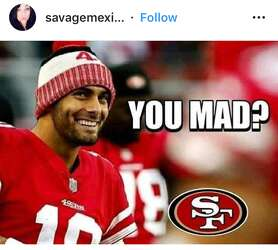 49ers Fans Hilariously Bask In A 5 0 Start On Instagram Sfgate