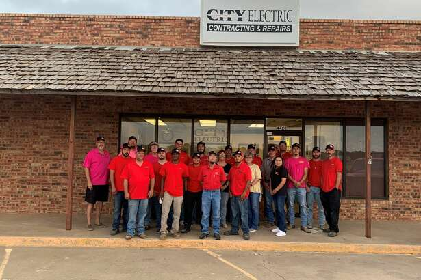 City Electric is the oldest contractor in Plainview.