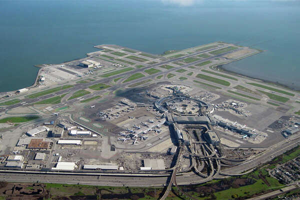 SFO's location along the bay leaves it vulnerable to rising sea levels.