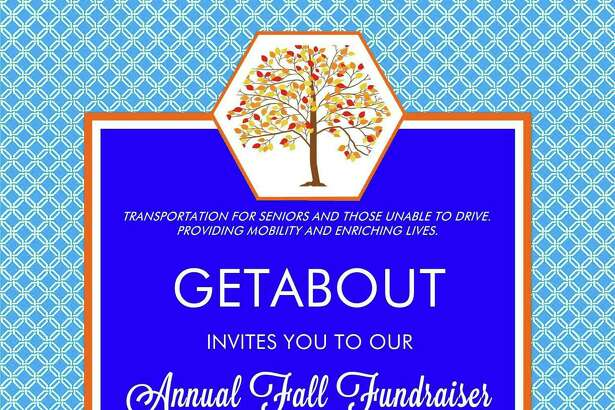 GetAbout's annual fall fundraiser will be held Sunday, Oct. 20, from 5 to 7:30 p.m., at Woodway Country Club, 540 Hoyt St., Darien.