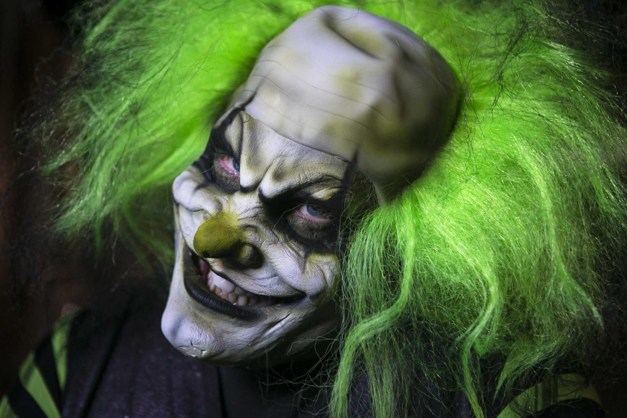 Here are some of the scariest attractions in and around Houston