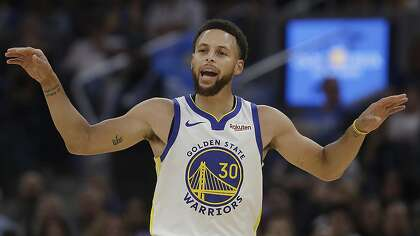 Is Warriors' Stephen Curry at his peak? He seems eager to prove Steve Kerr right