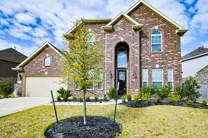 Mynd Property Management manages single-family rental properties such as this house in the Cypress area northwest of Houston on behalf of investors.