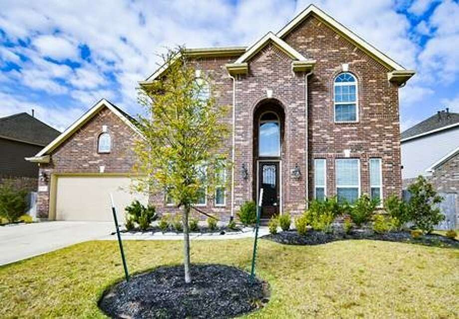 Mynd Property Management manages single-family rental properties such as this house in the Cypress area northwest of Houston on behalf of investors. Photo: Mynd Property Management