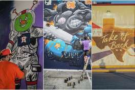 PHOTOS: Astros murals around HoustonAfter every Astros playoff win, a local artist will construct a mural overnight in honor of the team. If all goes to plan, Houston could have a total of 11 new Astros murals by the end of the playoffs.>>>See where the newest Astros murals have popped up in Houston...