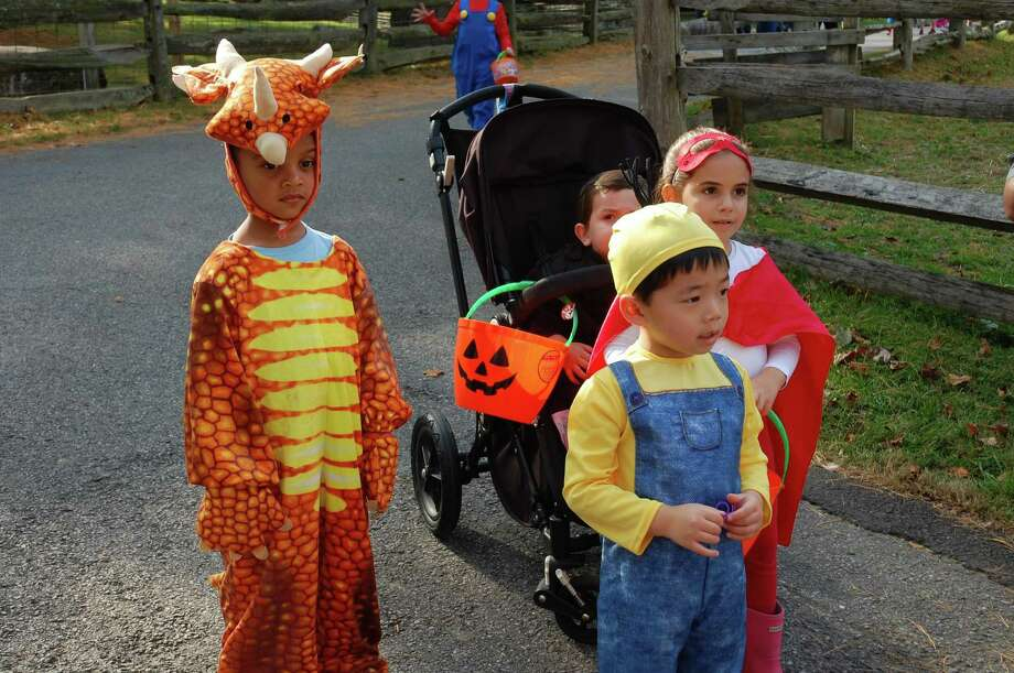 Stamford Museum & Nature Center's annual Trick or Treat on the Farm takes place October 27. Photo: Www.stamfordmuseum.org