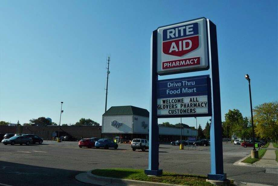Rite Aid has purchased the pharmacy files and prescriptions from Gloversand transferred them toits location on Ashman Street.(Ashley Schafer/Ashley.Schafer@hearstnp.com)