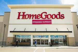 HomeGoods will open in Weslayan Plaza on Nov. 3.