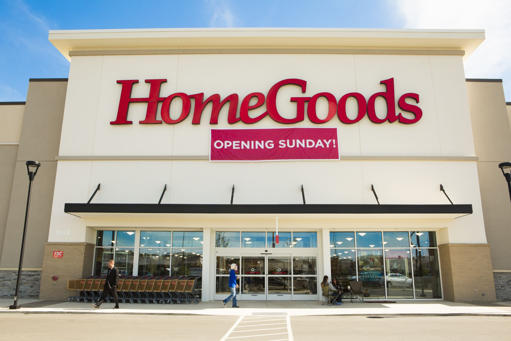 HomeGoods sets opening date for West U area store