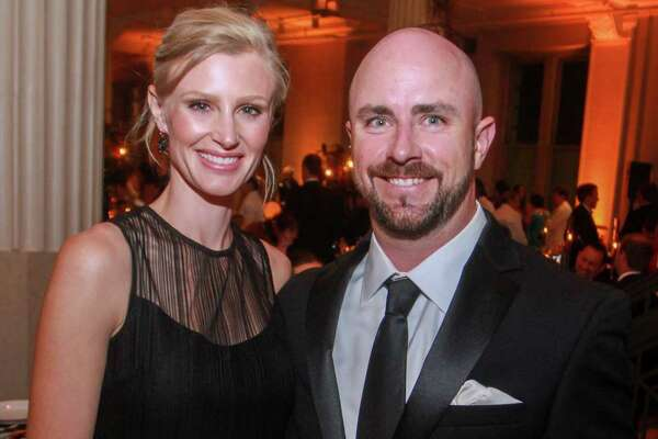 EMBARGOED FOR SOCIETY REPORTER UNTIL OCT. 15 Rachel and Dan O'Donnell at the Children's Museum of Houston gala at The Corinthian on October 12, 2019.
