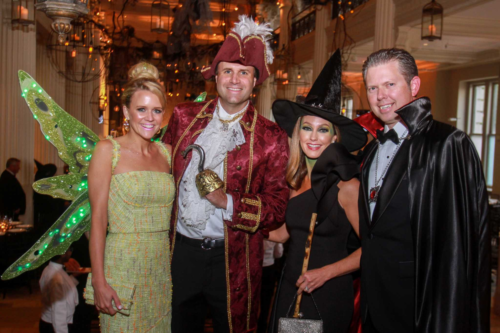"""Wicked"" Children's Museum of Houston gala raises $1.1 million downtown at the Corinthian"