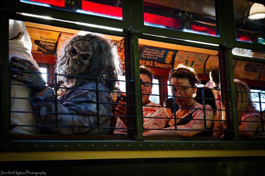 Chilled in the night air? You will be at at these CT Halloween attractions