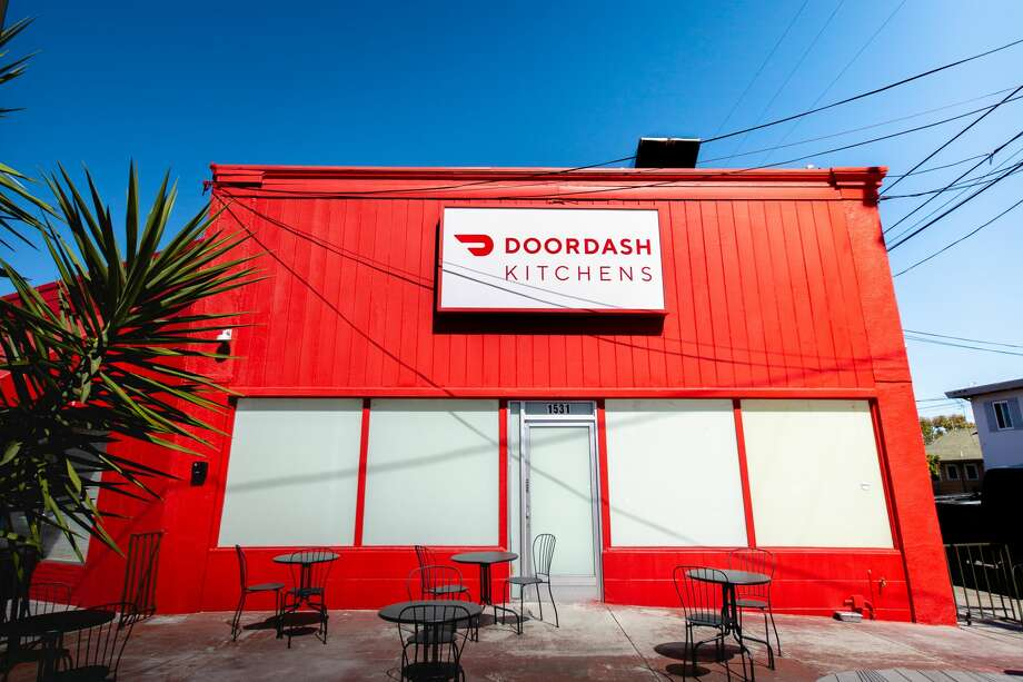 DoorDash Kitchens debuted Monday and is located at 1531 Main St. in Redwood City. Photo: Courtesy Of DoorDash
