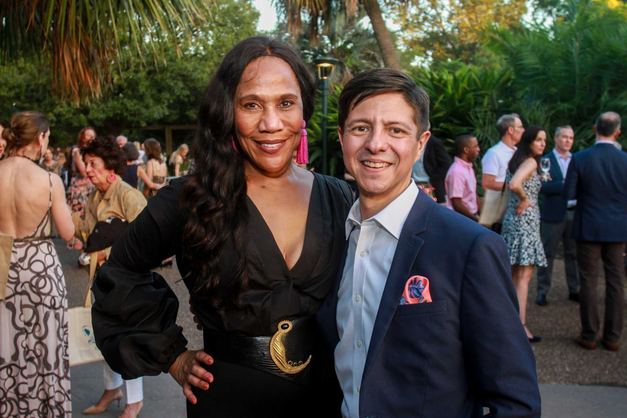Houston Zoo celebrates South America's wetland, the Astros and $715,000 raised at conservation gala