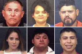 Click through the gallery to see the DWI arrests in Laredo during September 2019.