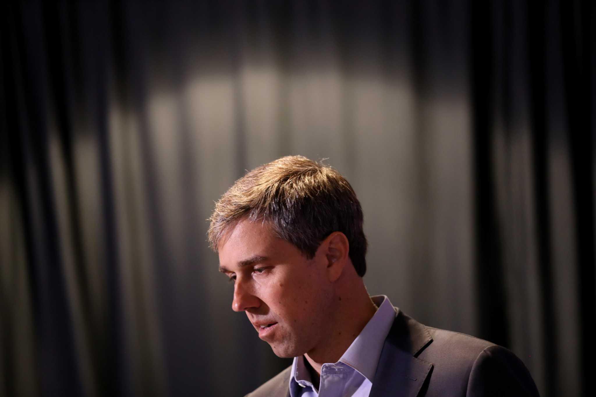 Beto O'Rourke debates tonight, still needing a spark
