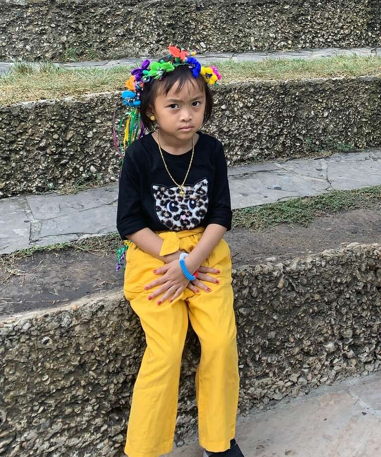 Nancy Som, 4, drowned Sunday in a pond outside the Wat Angkorchum Cambodian Buddhist Temple at 16720 Kuykendahl Road, authorities said. Photo: Courtesy Of Sety Nom Som