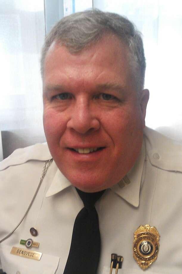 Outstanding Police Officer Captain Mark Genovese