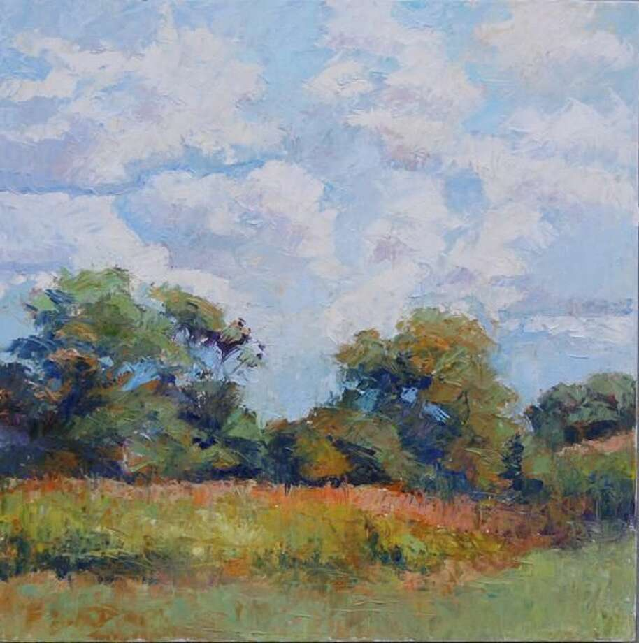 Untitled painting by Joan Jardine