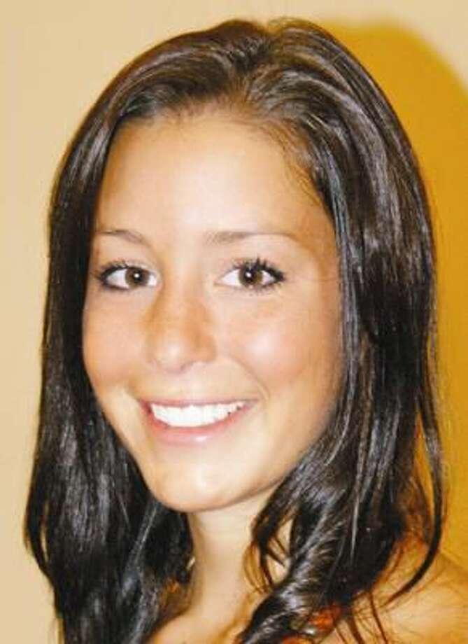 Brandt Nursing Scholarship recipient Sonia Gogliettino.