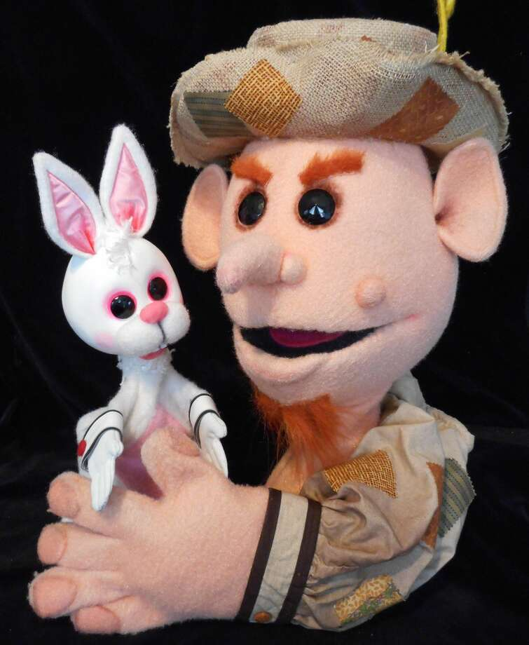 """Pumpernickel Puppets presents """"Peter and the Rabbit,"""" at 1 p.m. on Saturday, March 5 in Thornton Wilder Auditorium in the Miller Cultural Complex, 2901 Dixwell Avenue. (Photo Courtesy Hamden Arts Commission)"""