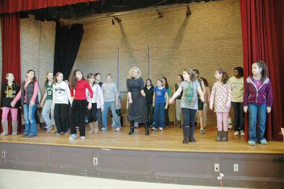 "Submitted Photo The students of the St. Rita Middle School of Hamden, 1601 Whitney Ave., will perform ""Joseph and the Amazing Technicolor Dreamcoat"" March 24 to 27."