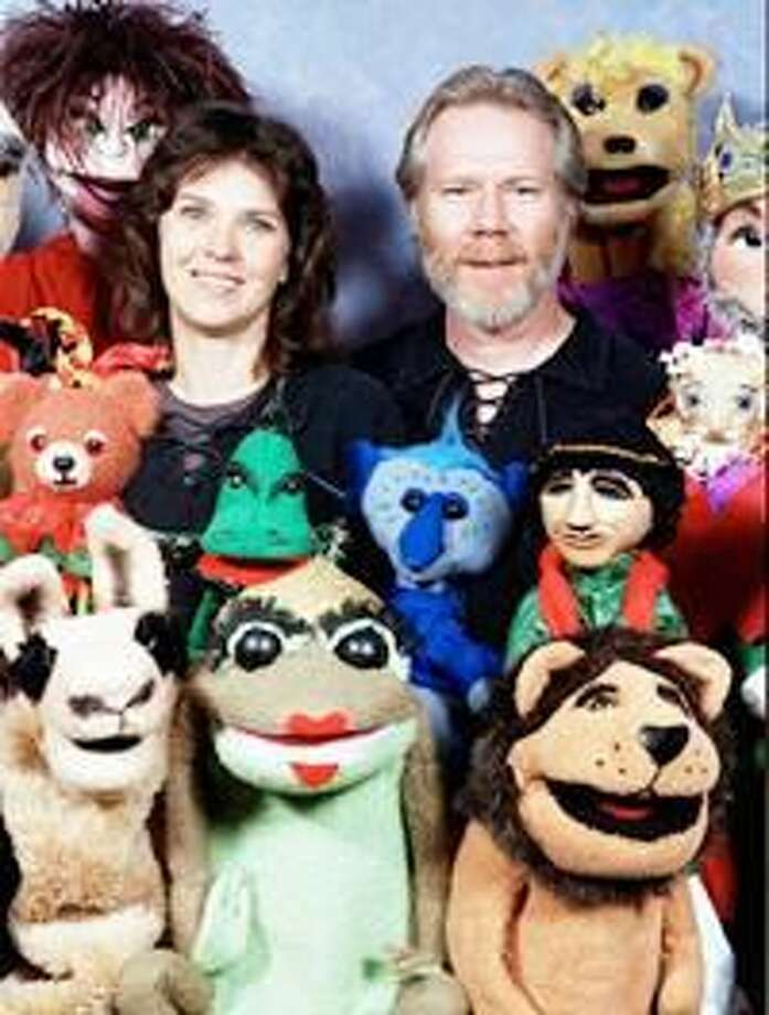 """Tuckers' Tales Puppet Theatre presents """"Three Bears' Stories."""""""