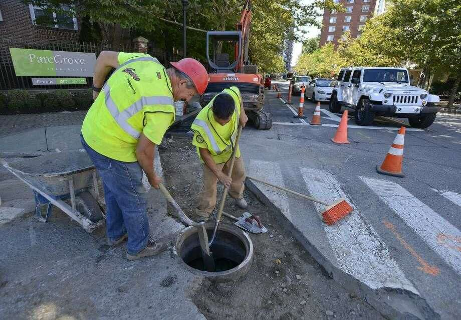 It costs the state between $500,000 and $1.5 million for each mile repaved.