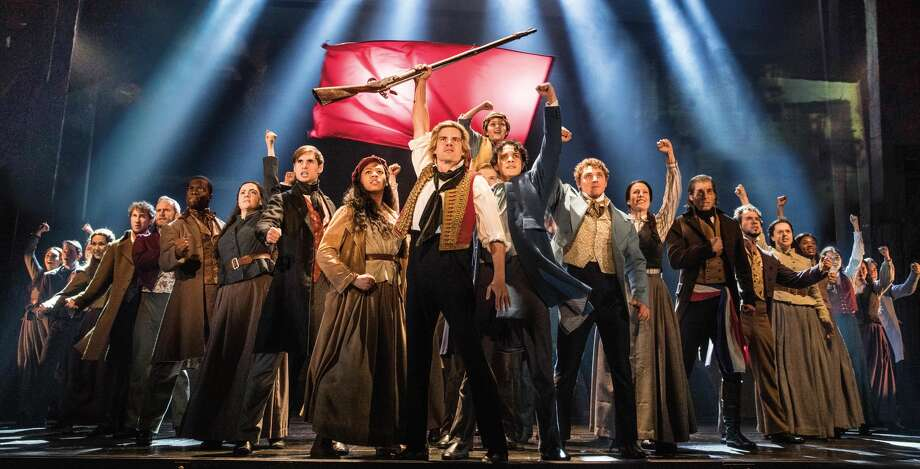 """""""Les Miserables"""" will play the Shubert in October."""